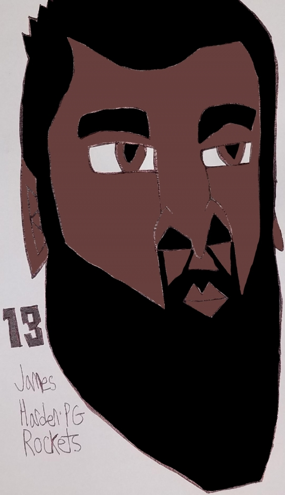 James Harden par armattock